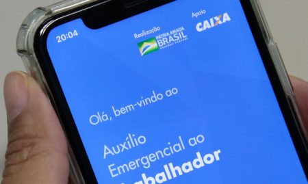 Lançamento do aplicativo CAIXA Auxílio Emergencial